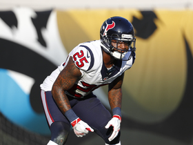 Watch: Kareem Jackson: Texans have players in the right places to beat the Patriots