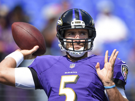 Watch: Can Ravens handle the 2-0 spotlight?