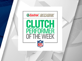 Watch: Clutch Performers of the Week - Week 2