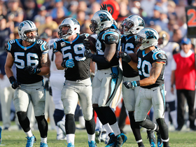 Watch: Kurt Coleman: Panthers are the most dominant defense in the league