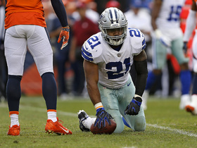 Watch: Tim Cowlishaw: Ezekiel Elliott quit on the play against Chris Harris
