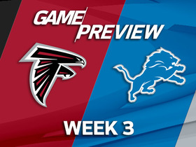 Watch: Falcons vs. Lions preview | 'NFL Playbook'