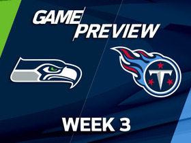 Watch: Seahawks vs. Titans preview | 'NFL Playbook'
