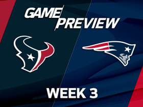 Watch: Texans vs. Patriots preview | 'NFL Playbook'