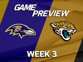 Watch: Ravens vs. Jaguars preview | 'NFL Playbook'