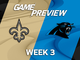 Watch: Saints vs. Panthers preview | 'NFL Playbook'