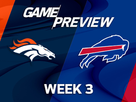 Watch: Broncos vs. Bills preview | 'NFL Playbook'