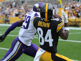 'Sound FX': Antonio Brown vs. Xavier Rhodes