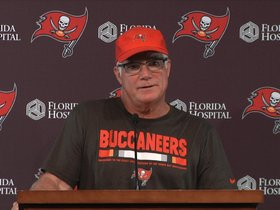 Watch: Watch: Mike Smith Press Conference