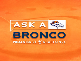 Watch: DraftKings presents 'Ask a Bronco': Will Parks