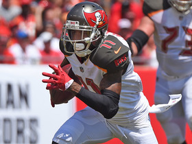 Watch: 'Sound FX': DeSean Jackson's first game with Buccaneers