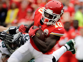 Watch: 'Sound FX': Tyreek Hill thirsty for Week 2 win