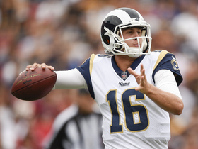 Watch: Omar Ruiz: Jared Goff is still in a learning curve