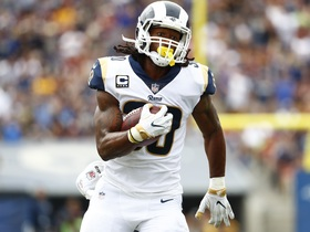 Omar Ruiz: Todd Gurley adds an element to the Rams passing game