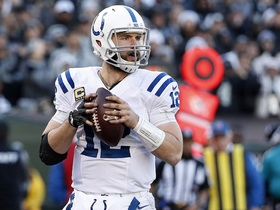 Ian Rapoport: Andrew Luck will not practice this week