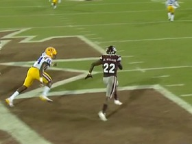 Watch: Aeris WIlliams highlights vs. LSU