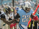 Watch: Wesley Woodyard: Derrick Henry is like a linebacker running the football