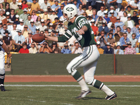 Watch: Jets Rookie Steve O'Neal Launches 98-Yard punt vs. Broncos | This Day In NFL History