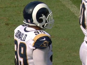 Watch: Ruiz: Aaron Donald looking to break out after being held to pitch count last week