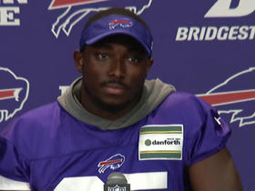 LeSean McCoy: We would've had 'no shot' against Panthers without Tyrod Taylor