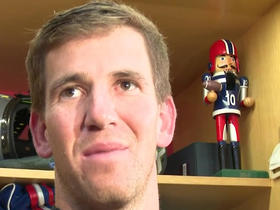 Watch: Eli Manning: If I screw something up I expect to hear about it