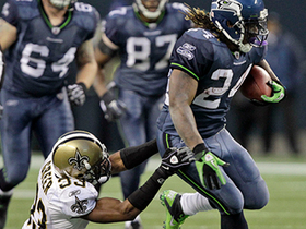 Watch: Top five career Marshawn Lynch runs