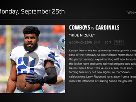 Watch: DDFP: Cowboys vs Cardinals Week 3 preview