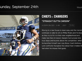 Watch: DDFP: Chiefs vs Chargers Week 3 preview