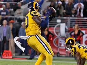 Watch: Rams defense clamps down on two-point conversion
