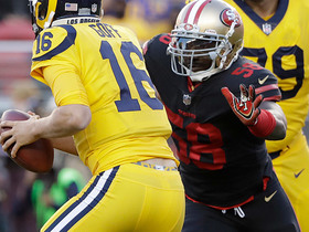Watch: Young defensive linemen show promise for 49ers in Week 3
