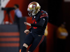Robbie Gould misses crucial extra point