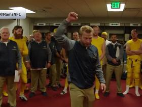 Watch: Sean McVay: You can't take away that we're 2-1 right now