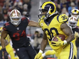 Nate Burleson: Todd Gurley looks like the RB everyone thought he would be
