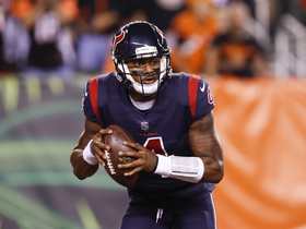 Watch: Vince Wilfork: Deshaun Watson has leadership and playmaking ability