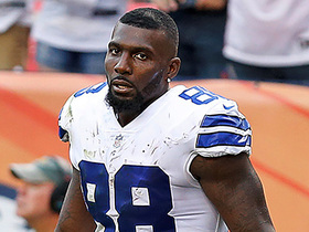 Watch: Brooks: Dez Bryant is not a No. 1 receiver anymore