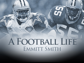 Watch: 'A Football Life': Emmitt Smith plays through injury to spur Super Bowl run