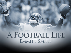 Watch: 'A Football Life': How Emmitt Smith broke Walter Payton's rushing record