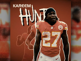 Watch: Kareem Hunt REMIX: