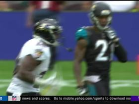 Terrance West breaks free for 10-yard run