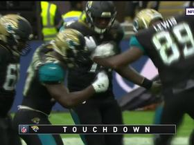 Leonard Fournette rushes for 3-yard TD