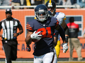 Steelers muff punt, Bears recover