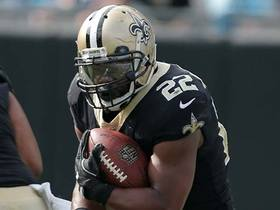 Watch: Mark Ingram weaves through defense for a 25-yard gain