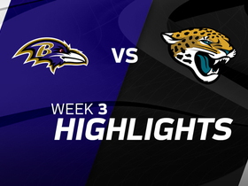 Ravens vs. Jaguars highlights | Week 3