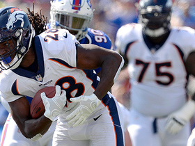 Watch: Jamaal Charles' first TD with the Broncos
