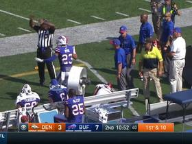 Watch: C.J. Anderson bursts through line for 32 yards