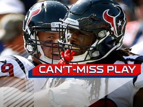 Watch: Can't-Miss Play: Clowney takes a Brady fumble TO THE HOUSE