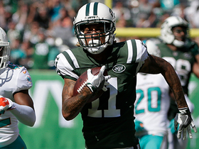 Josh McCown finds Robby Anderson deep for 69-yard TD