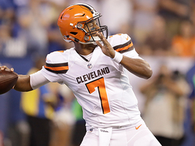 Watch: DeShone Kizer finds David Njoku for a 1-yard TD