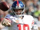 Watch: Eli Manning throws his second interception to Patrick Robinson