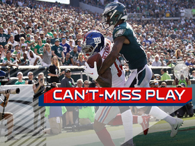 Can't-Miss Play: Odell Beckham's 300th catch is a show-stopping TD